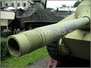 Немецкая 75-мм САУ Hetzer, Музей Войска Польского, г.Варшава, Польша Hetzer_Warszawa_010