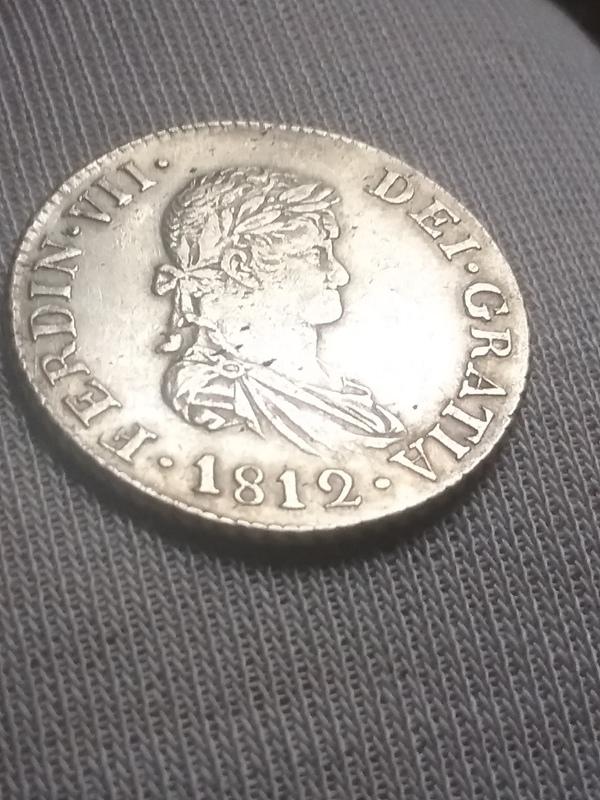 2 reales 1812. Fernando VII. Cataluña 1493832761104-843145988