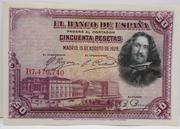 La verdad desvelada: una mano roja en la notafilia española. Image