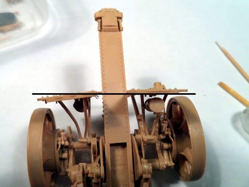 15 сm s.I.G. 33 с колесами для конной тяги 20170202_01
