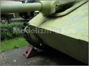 Немецкая 75-мм САУ Hetzer, Музей Войска Польского, г.Варшава, Польша Hetzer_Warszawa_016