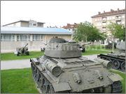 Советский средний танк Т-34-85, производства завода № 112,  Военно-исторический музей, София, Болгария 34_85_126