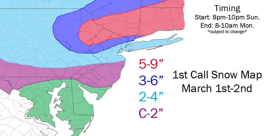 Sunday Night-Monday Snow Event  - Page 4 March_2nd_1st_call