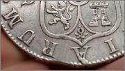 8 Reales  CARLOS IV 1l803 Sevilla C.N 20151105_155353