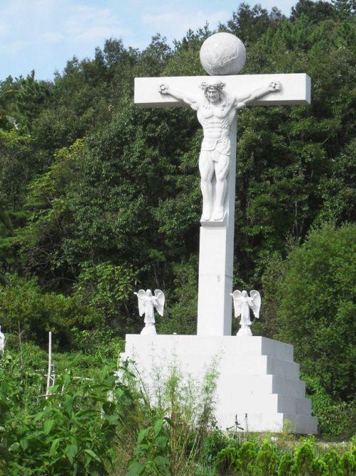 VJERA I VJERSKE LITURGIJE - Page 11 Jesus_korea_1