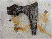 Nekaj primerov očiščenega železa s pomočjo elektrolize P1010016