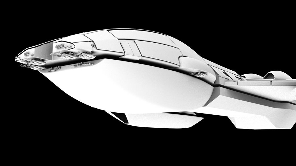 Battlestar Urantia CG Model Urantia2_o