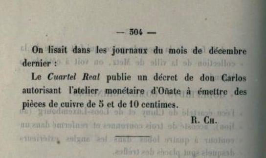 5 céntimos 1875. Carlos VII. Oñate IMG_3481