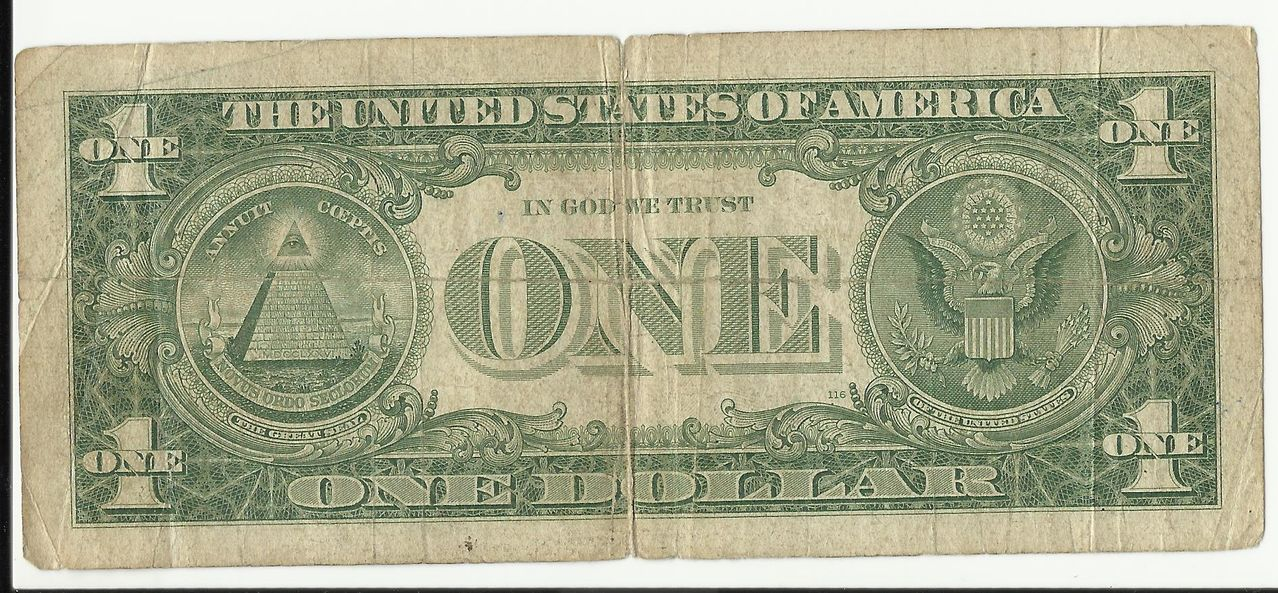 1 DOLAR 1957 CON * 1_dolar_estrella_rev
