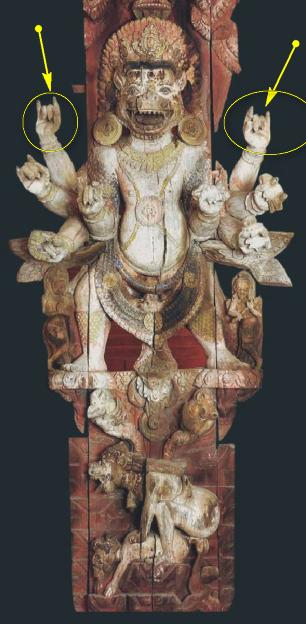 les papes et la culte du diable Image