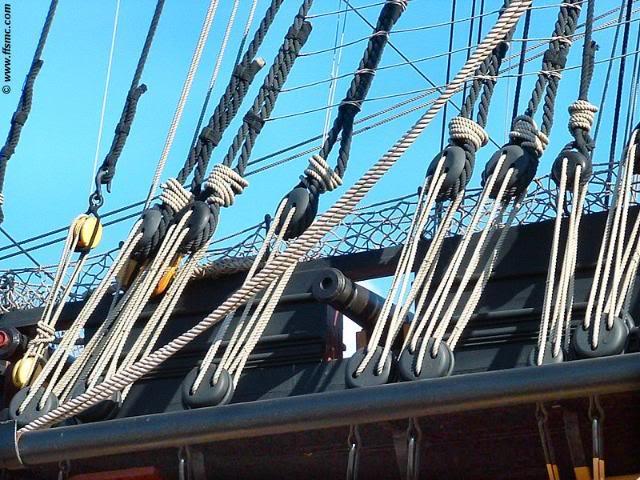 royal - I miei lavori terminati: Corazzata Bismarck, Soleil Royal, Victory. Ffsmc_HMS_Victory_071_1