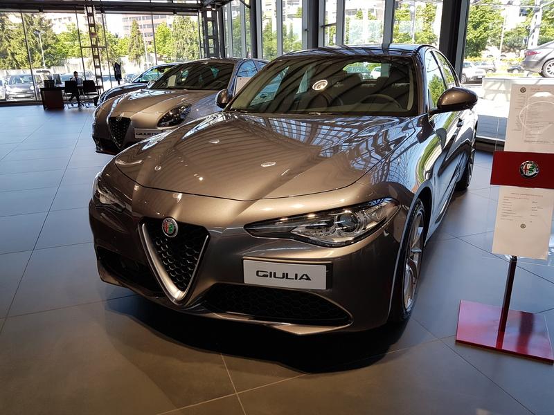 Dopo lunga attesa... ci siamo!! Alfa Romeo Giulia!! - Pagina 14 20170419_114410