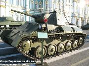 Советский легкий танк Т-70,  Музей битвы за Ленинград, Ленинградская обл. -70_-006