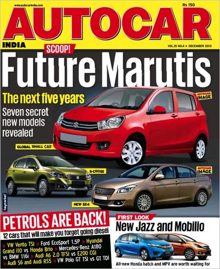 Autocar India - டிசம்பர் 2013 - மின்னூல் Image