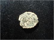 Dinero de Felipe V, ceca Zaragoza año 1715. DSC04701