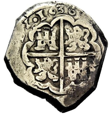 8 Reales Felipe IV, Sevilla. 1636. 8_Reales_1636_Sevilla_reverso