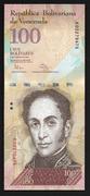 Venezuela, 100 Bolívares 2011 100bfv1