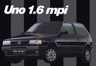 Auto Storiche in Brasile - FIAT Uno_1_6_Mpi_1995