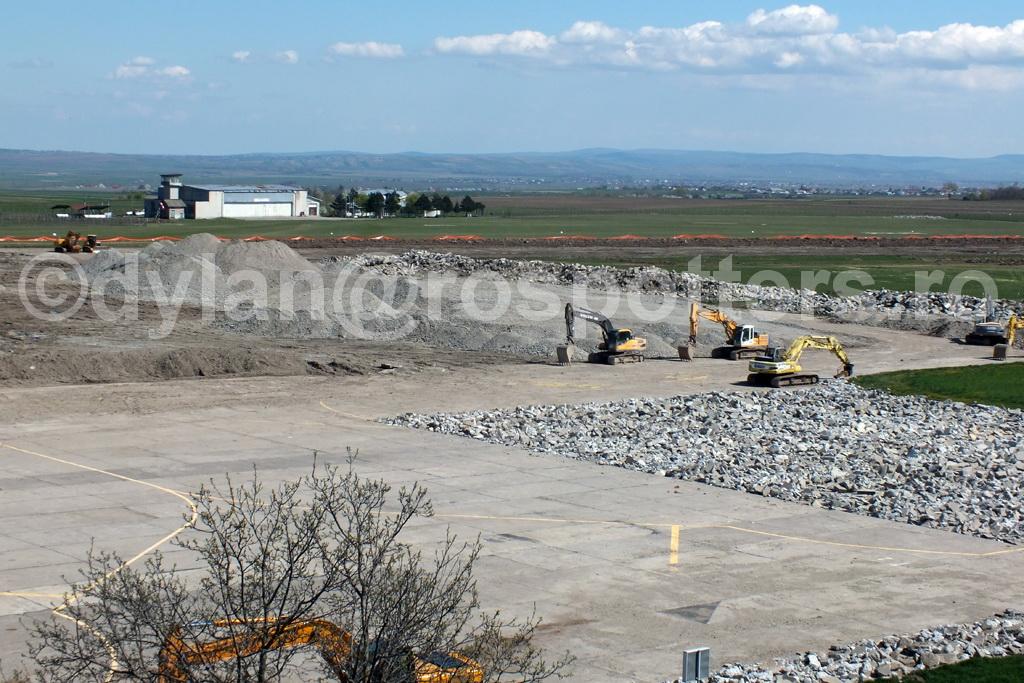 AEROPORTUL SUCEAVA (STEFAN CEL MARE) - Lucrari de modernizare - Pagina 2 DSCF8175