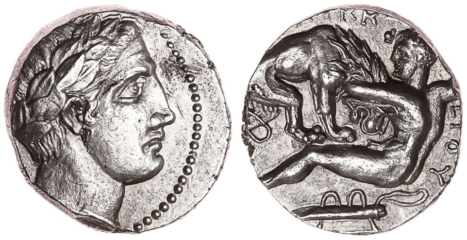 Algunas monedas hermosas Image