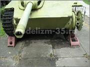 Немецкая 75-мм САУ Hetzer, Музей Войска Польского, г.Варшава, Польша Hetzer_Warszawa_006