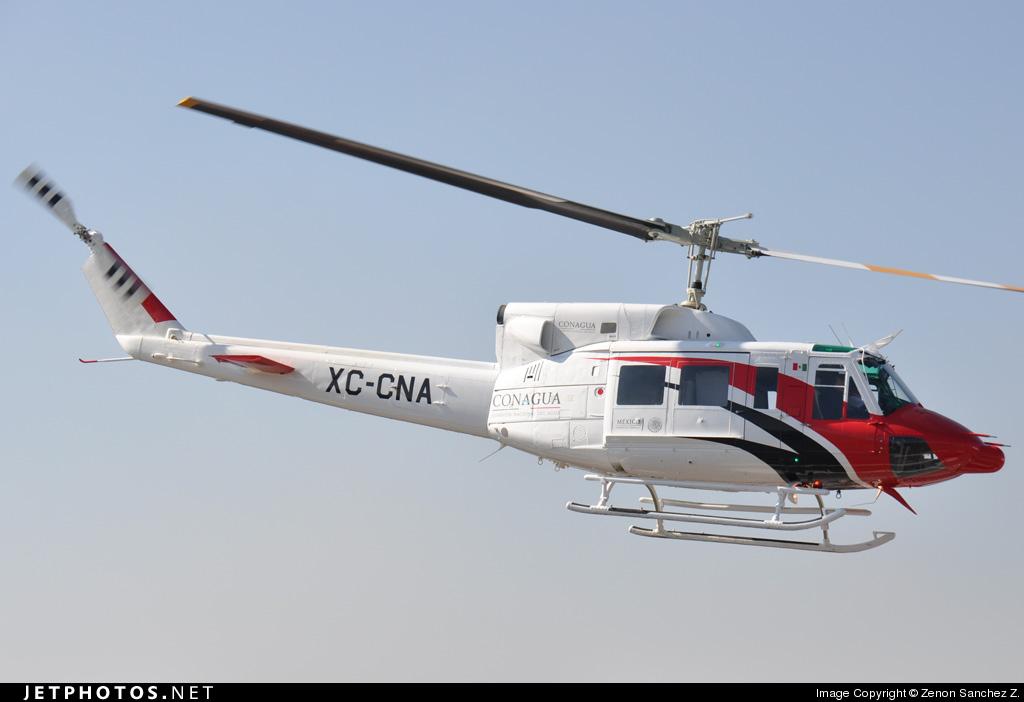 Aeronaves  Matriculas  XC-  ( Por Estados) Conagua