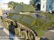 Советский легкий танк Т-70,  Музей битвы за Ленинград, Ленинградская обл. -70_-012