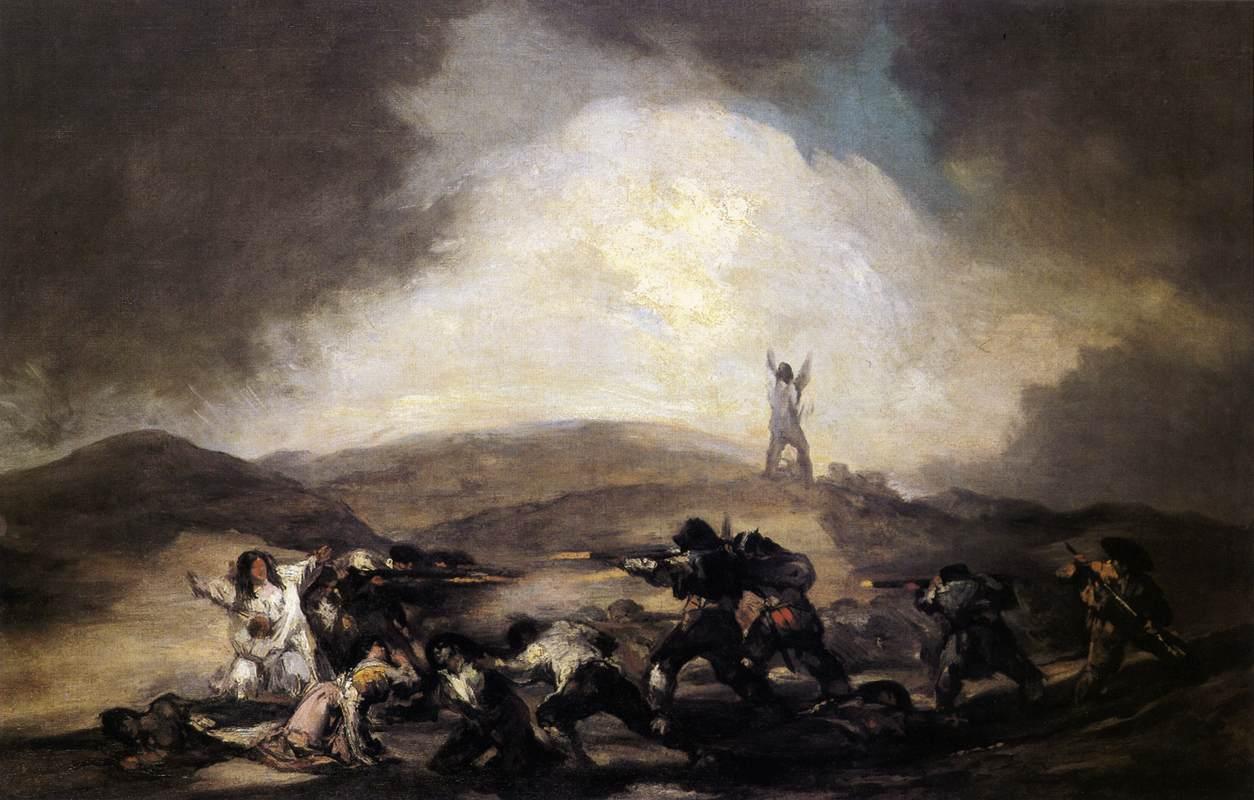Slike poznatih umjetnika koje su vama lijepe Francisko_Goya