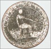 5 céntimos 1870. Gobierno Provisional. DSC08587