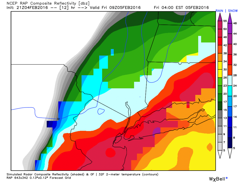 """02/05 """"Surprise"""" Storm Obs. / Final Call Snow Map Rap_ref_nyc_13"""