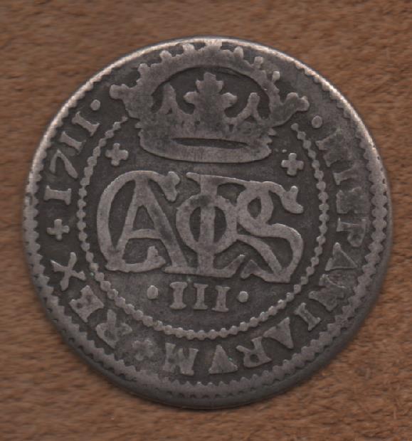 Monedas catalanas. 1711_001