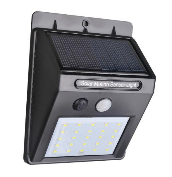 | REVIEW | Lampara LED solar con sensor de movimiento Image