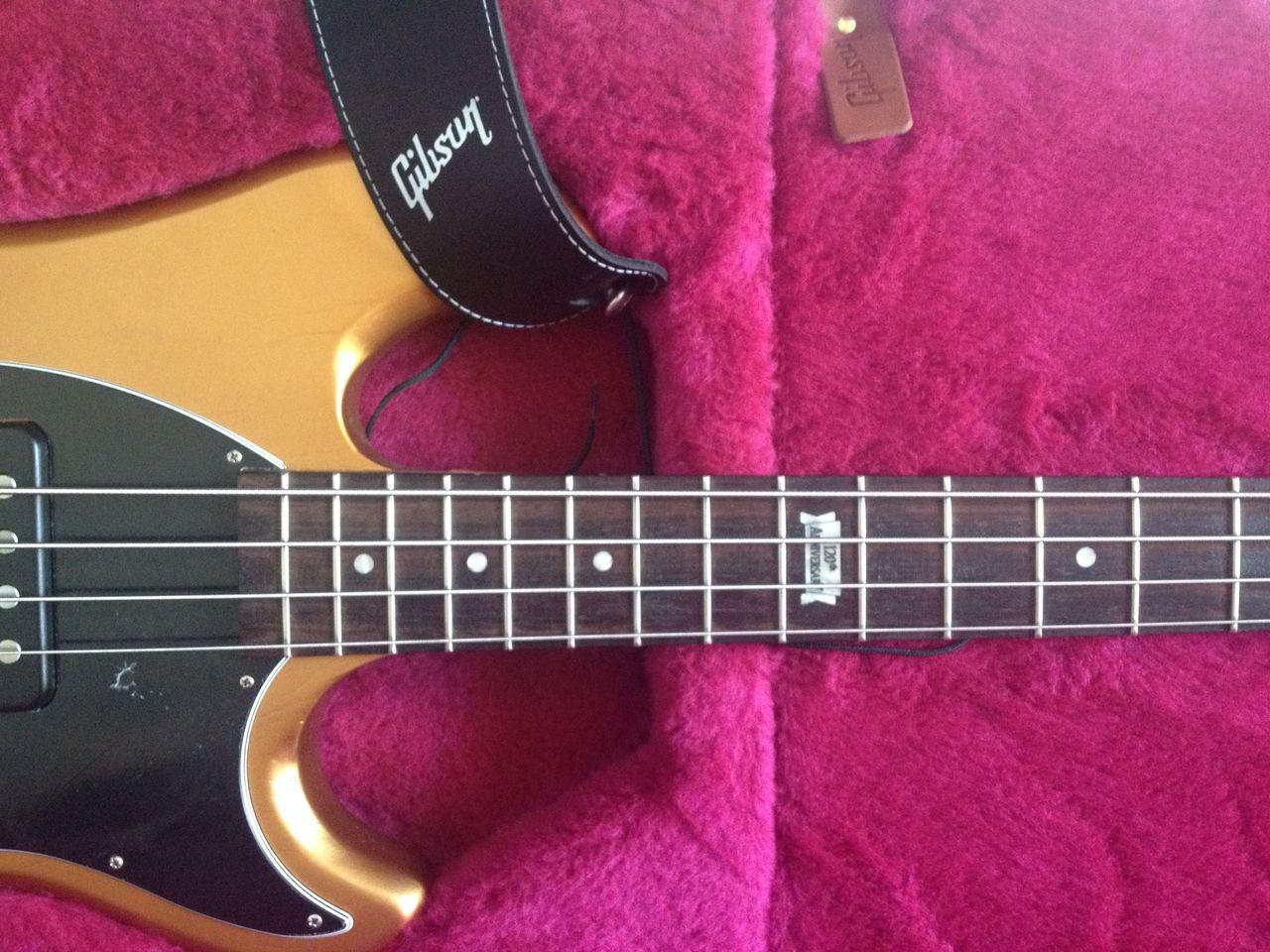 Review Baixo Gibson Eb14 4 cordas Log