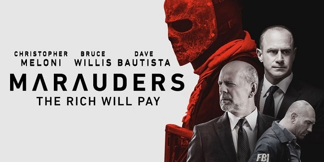 Bruce Willis - Página 5 Marauders