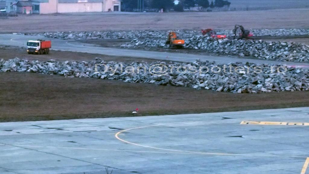 AEROPORTUL SUCEAVA (STEFAN CEL MARE) - Lucrari de modernizare DSCF7986