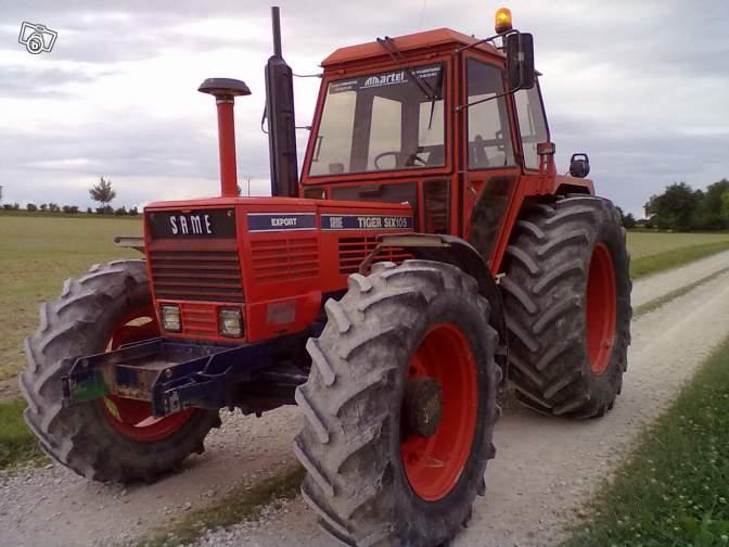 Hilo de tractores antiguos. - Página 3 SAME_TIGER_SIX_105