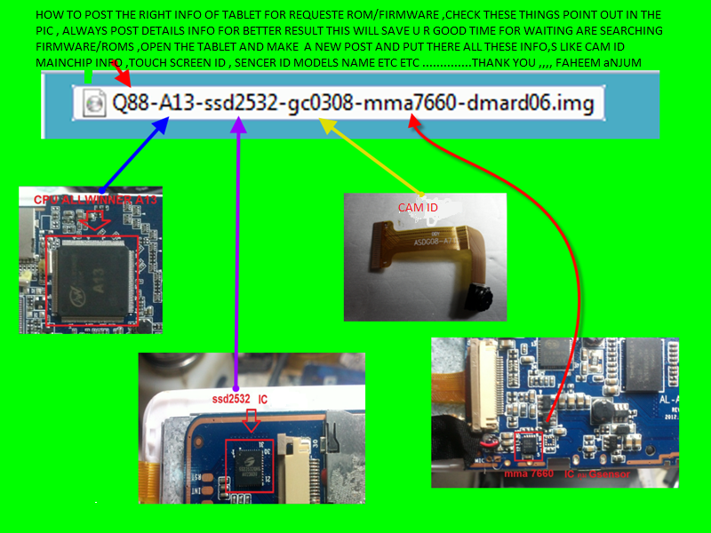 Tablet Mainboard Id , touch Id , Cam Id etc etc Check Here 20130528125112_1899