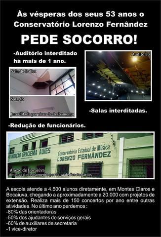 Conservatório Lorenzo Fernandez Celf