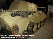 "Немецкий тяжелый танк PzKpfw V Ausf.G ""Panther"", SdKfz 171, Oorlogsmuseum, Overloon, Netherland Panther_Overloon_141"