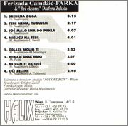 Farizada Camdzic - Diskografija  1994_z