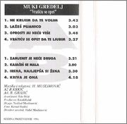 Muhamed Muki Gredelj - Diskografija  1994_z