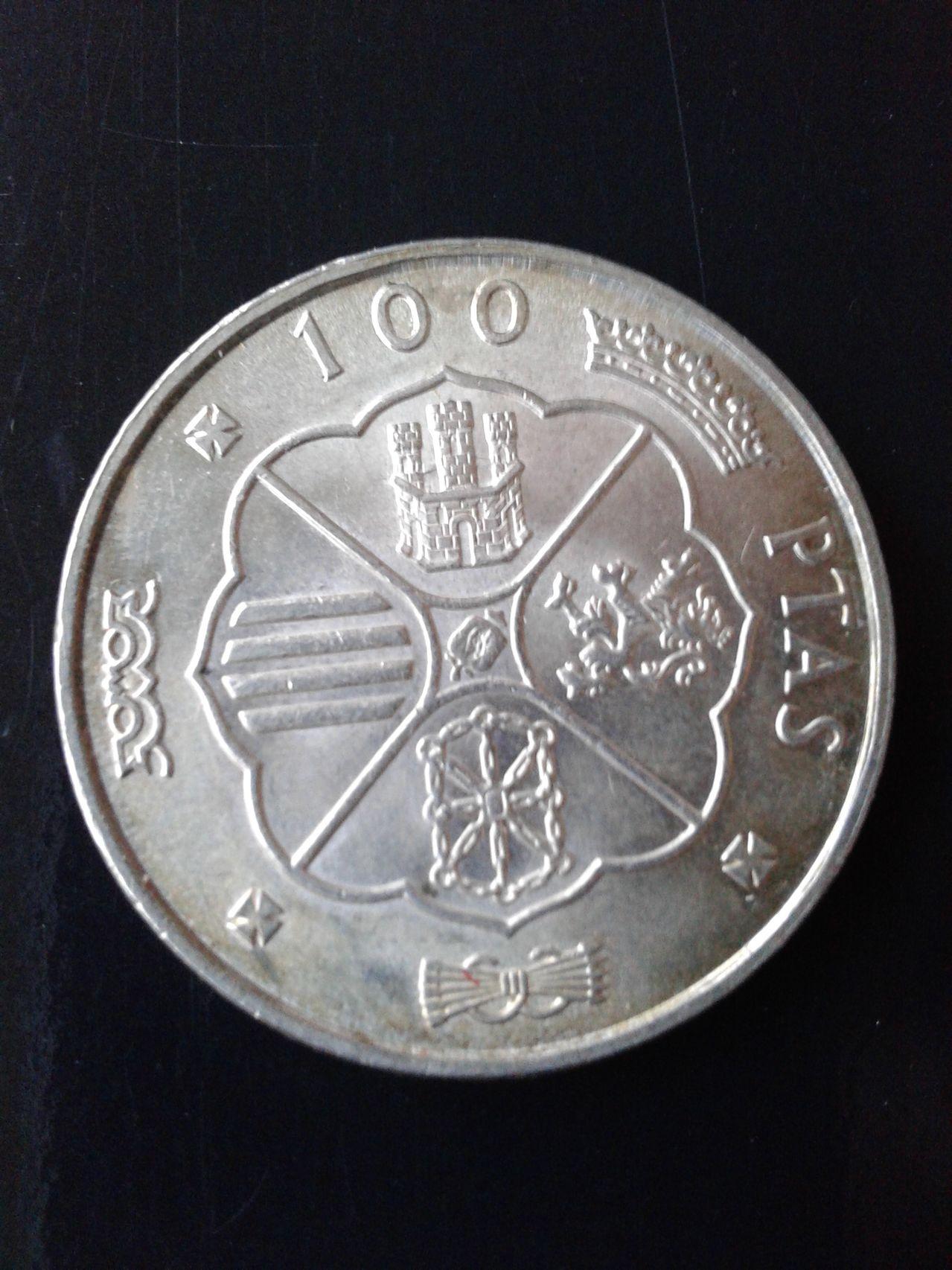 Variantes de 100 pesetas 1966*66 100_pts_listel_1966_66_REV_ESPANA