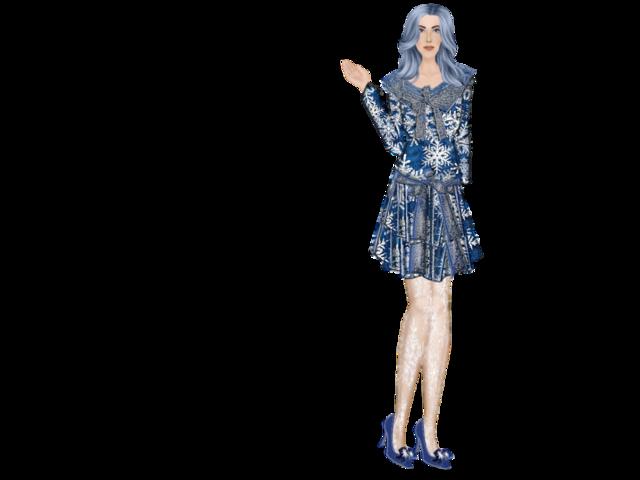 kelbe snowflake outfit Kelbe_snowflake3_outfit