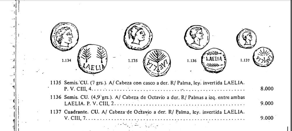 AE25 de la Rebelión de Bar Kojba. Judea. 132-135 d.C. Laelia1