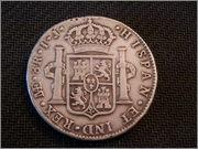 8 REALES 1797 CARLOS IV LIMA IJ - 57_3