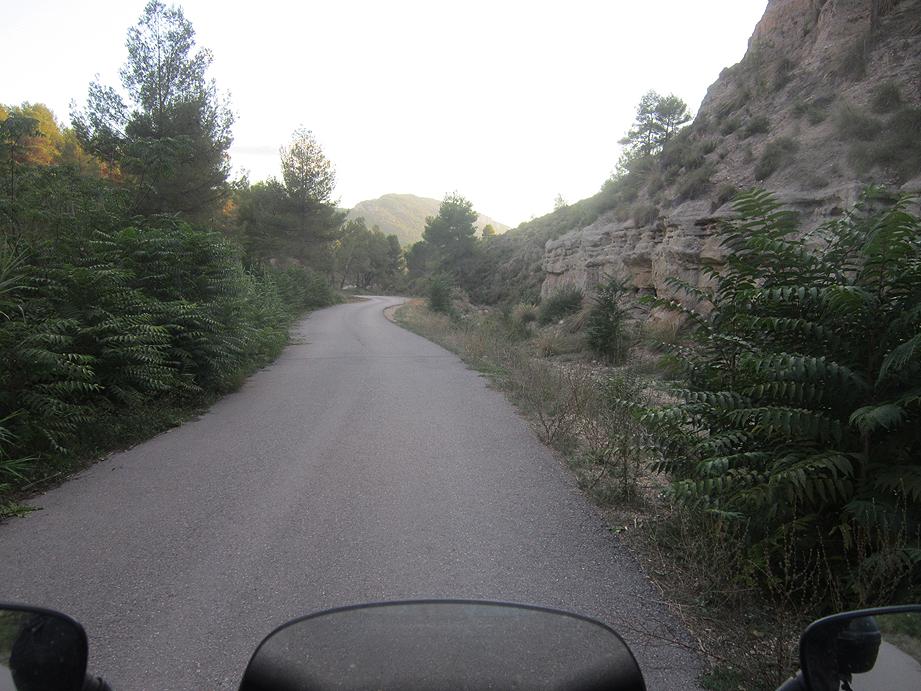 EL RECONCO,Biar + COVA NEGRA (ruta motosenderista) Biar39