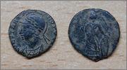 AE4 conmemorativa de Constantinopla Moneda