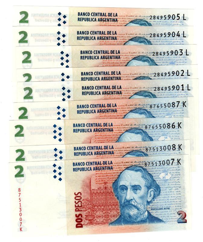 """Billetes del mundo con serie """"Ñ"""" - Página 3 Aaa_2_pesos"""