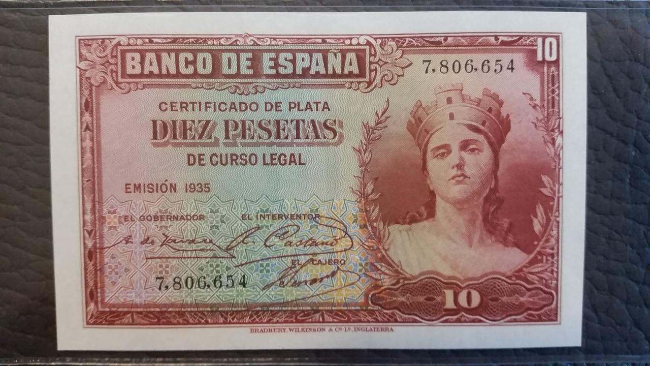 Colección de billetes españoles, sin serie o serie A de Sefcor pendientes de graduar - Página 2 20161217_115114