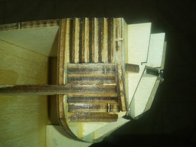 vespucci - Amerigo Vespucci scala 1:100 Hachette - Pennabianca- 20140701_180657
